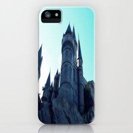 Castle Architecture Closeup 2 iPhone Case
