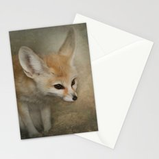 Little Fennec Fox Stationery Cards