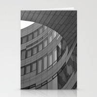 architecture Stationery Cards featuring Architecture by DuniStudioDesign
