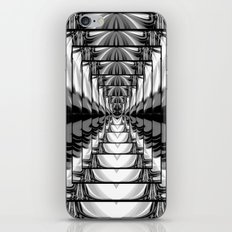 Abstract.Black+White. iPhone & iPod Skin