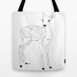 fawn Tote Bag