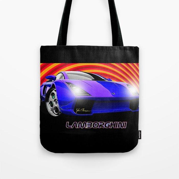 Lamborghini Gallardo (2) Tote Bag