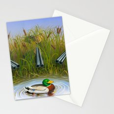 Sitting Duck Stationery Cards