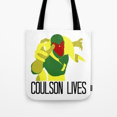 Agent Coulson, My One Good Eye. Tote Bag