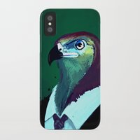 lawyer iPhone & iPod Cases featuring lawyer by Filip Radulescu