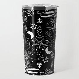 Batscraft: Crows Bandana Travel Mug
