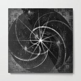 Synergy Metal Print
