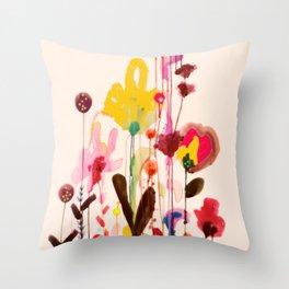 viva glow Throw Pillow
