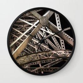 Ponte Maria Pia Wall Clock