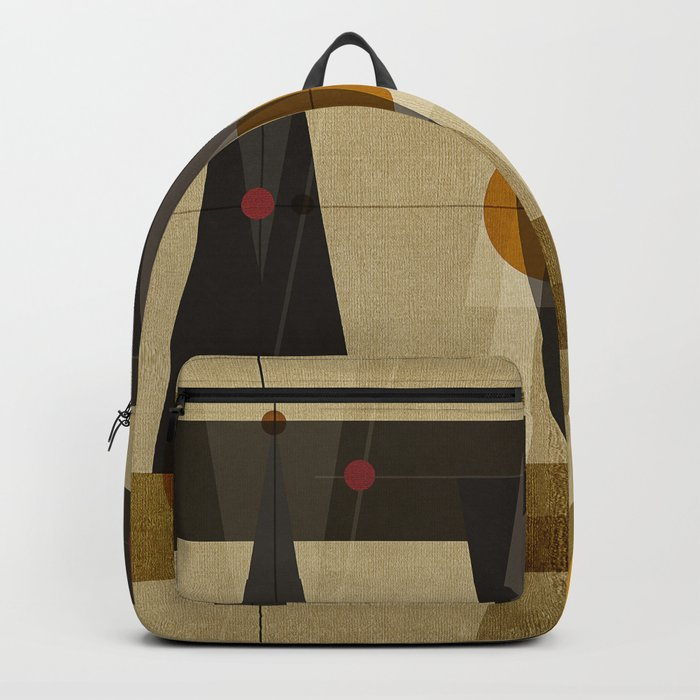 Geometric/Abstract 2 Backpack