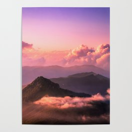 Swiss mountain #society6 #decor #buyart Poster