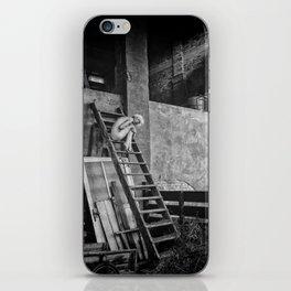 K iPhone Skin