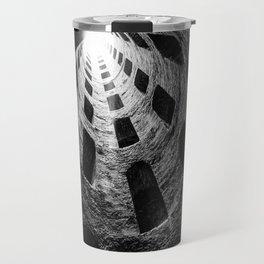 Pozzo di San Patrizio - Saint Patrick's well Travel Mug