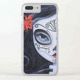Mariposas, (Butterflies) Clear iPhone Case