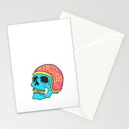 fast or last color Stationery Cards