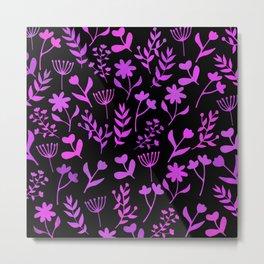 Lovely Pattern XII Metal Print