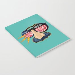 X-Ray Beaglepuss Specs Notebook