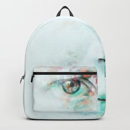 Silent Blue Backpack