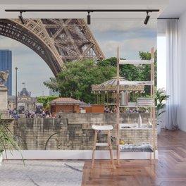 Paris, France Wall Mural