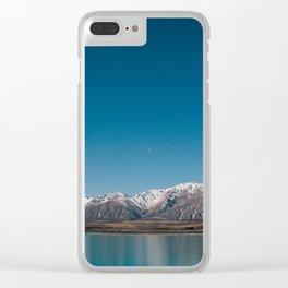 Lake Tekapo II Clear iPhone Case