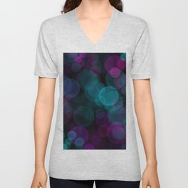 Candy Light Unisex V-Neck
