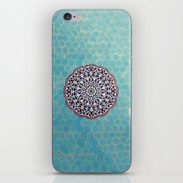 Yazd Tilework iPhone Skin