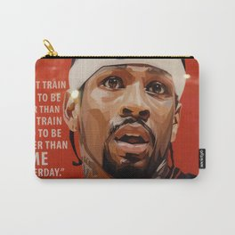 """Iverson """"The Answer"""" Carry-All Pouch"""