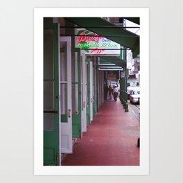 New Orleans Doorways 2004 Art Print