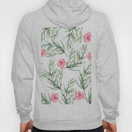 Delicate Hibiscus Hoody