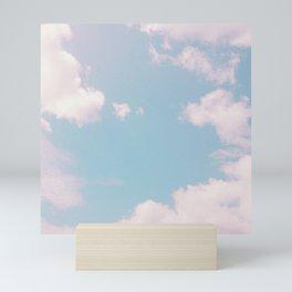 Every Cloud Has a Pink Lining Mini Art Print