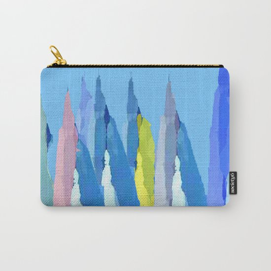 Sailing Boats 3 Carry-All Pouch