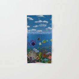 Underwater Love Hand & Bath Towel