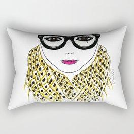 Alicia Frank Custom Rectangular Pillow