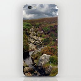 Wicklow Mountains, Republic of Ireland iPhone Skin