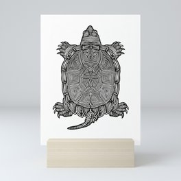 Grandmother Turtle Mini Art Print