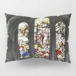 Even So Must The Son Of Man Be Lifted Up Pillow Sham