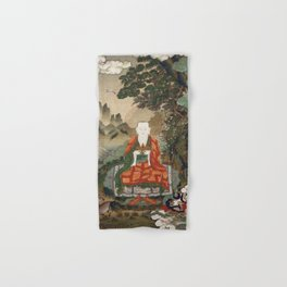 Rahula - Son of Buddha - 16th Century Hand & Bath Towel