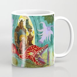 Grueling Journey Coffee Mug
