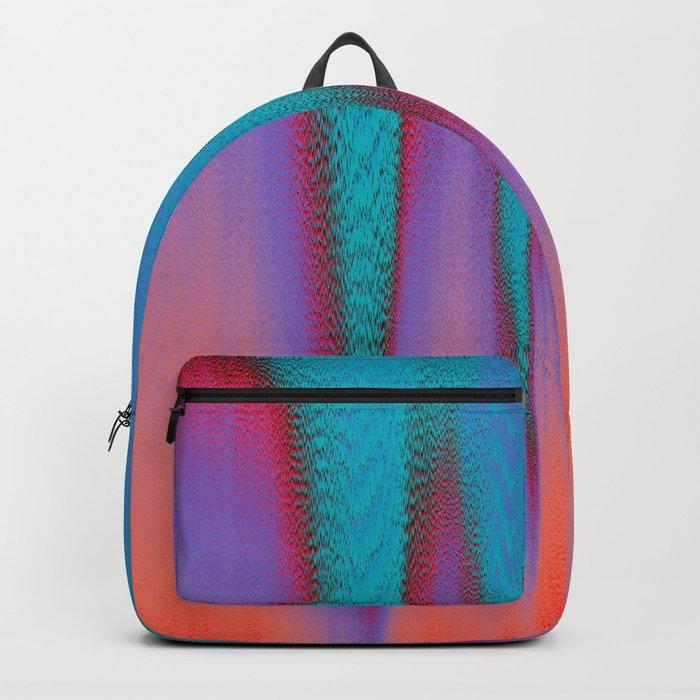 Glitch Stitch Backpack