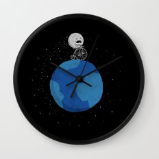 Moon Cycle Wall Clock