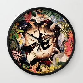 World of his own Wall Clock