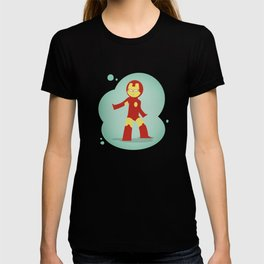 The most philanthropist of the Avenger: Little Iron Man T-shirt