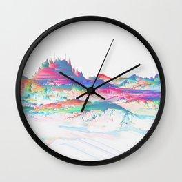 MNŁŃMT Wall Clock