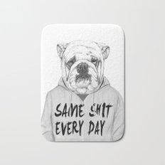 Same shit... Bath Mat