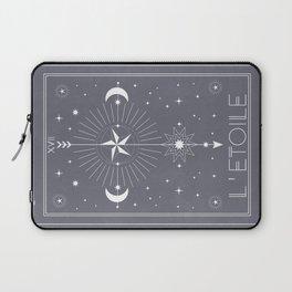 L'Etoile or The Star Tarot Laptop Sleeve