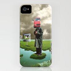 Traum und Realität 1 Slim Case iPhone (4, 4s)