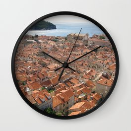 The Old Town Wall Clock