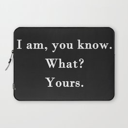 Yours Laptop Sleeve