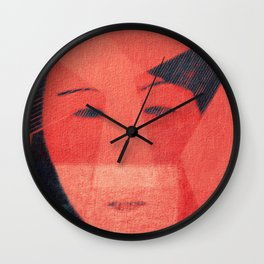 Venus's Woman 4  Wall Clock