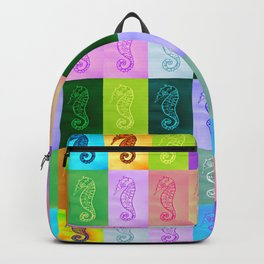 Rainbows Under The Sea Backpack